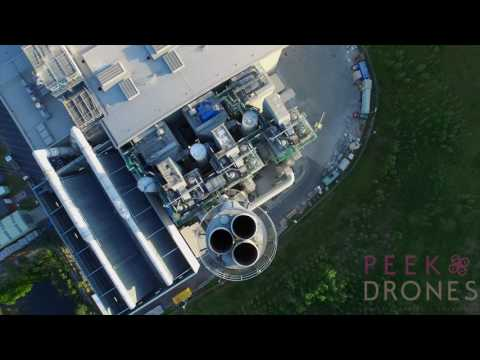 Drones Applications (Construction, Thermography, Surveying, GIS, Mining) [PEEK DRONES]
