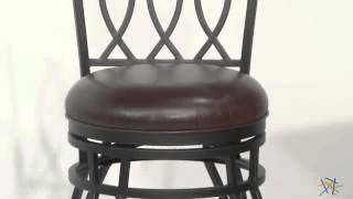 Ahb Bella Extra Tall Bar Stool - Product Review Video