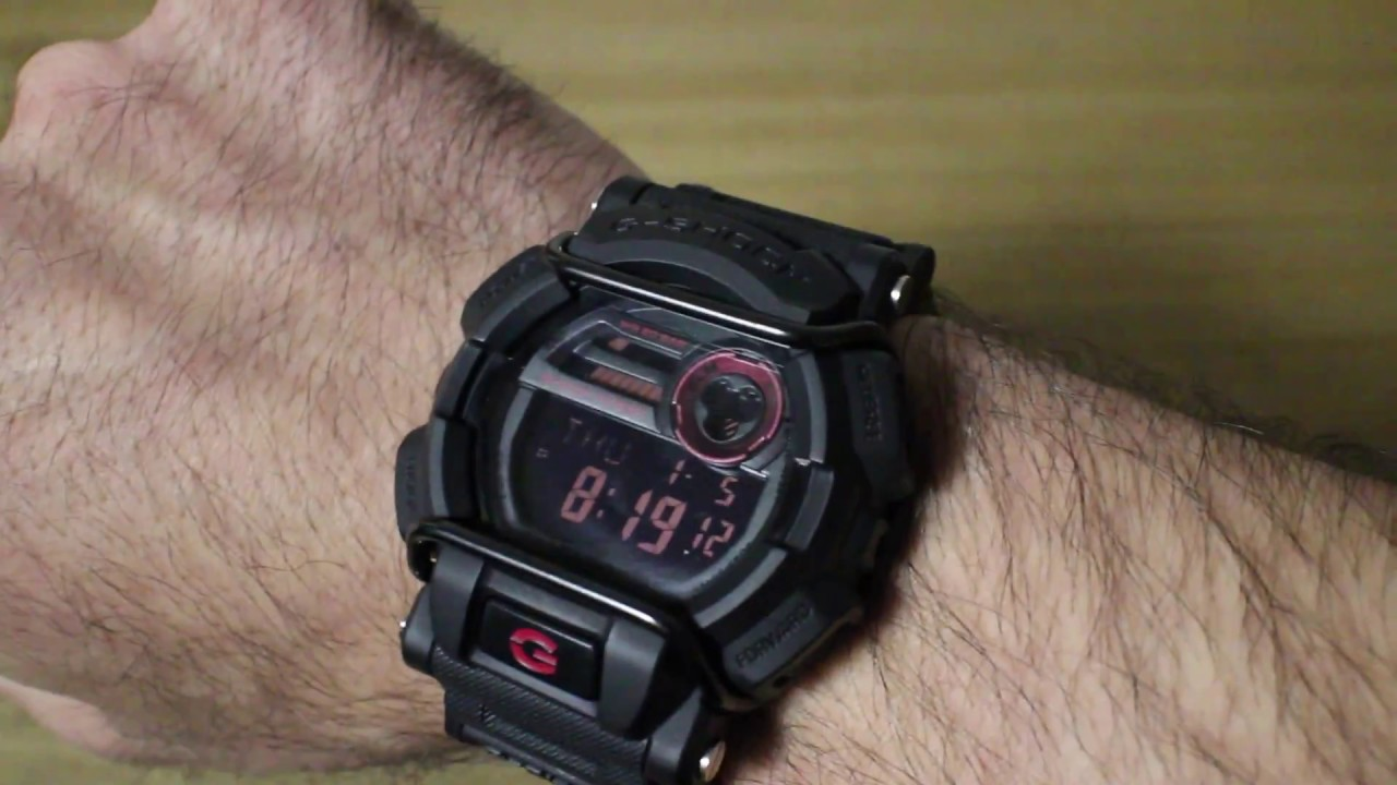 Casio G-Shock GD400-1Review - It s kinda awesome! - YouTube 365ad11cfa