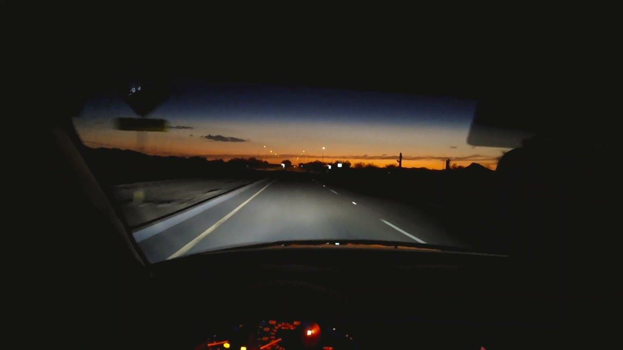 Mazdaspeed 3 Noises/Quick Night Drive POV