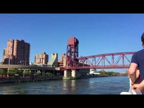 Take A Ride On East River With NYC Ferry From Roosevelt Island To Astoria