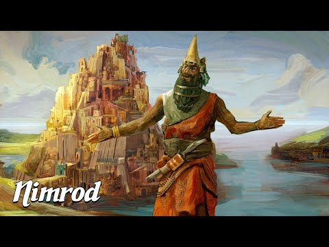 Nimrod: The Evil One (Biblical Stories Explained)