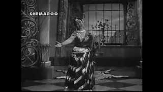 JA RI JA RI O KAARI BADARIYA - LATA JI - RAJINDER KRISHAN -C RAMCHANDRA (AZAAD 1955)
