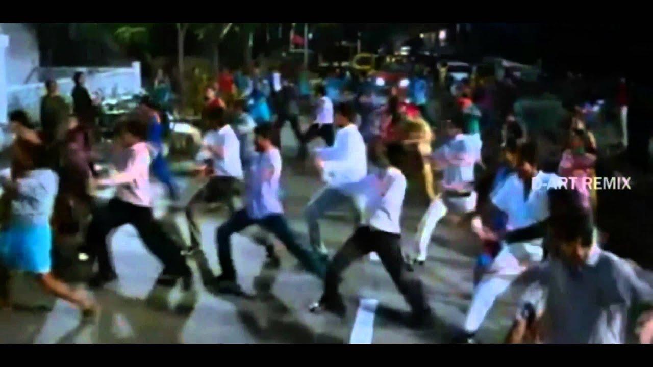 Romeo juliet dandanakka video | jayam ravi, hansika | imman.