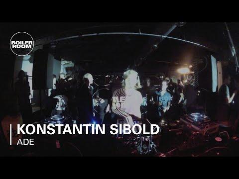 Konstantin Sibold Boiler Room DJ Set at ADE