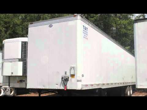 T & T Refrigerated Trailer Rental | Jacksonville, FL