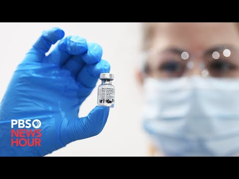 PBS NewsHour: WATCH LIVE: HHS holds kickoff event for COVID-19 vaccine
