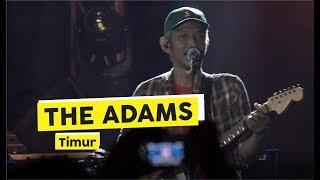 The Adams - Timur (Live at URBAN ESCAPAD Yogyakarta)