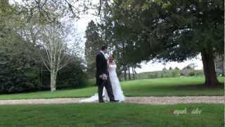 Reena & Josh's Registry Trailer at Northbrook Park in Farnham