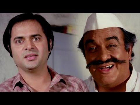 Farooq Sheikh denies for working in Funeral Store | Comedy Scene - Peechha Karro