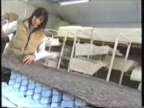 Materassi Su Misura Brescia.Bressaflex Materassi Artigiani Su Misura A Brescia Youtube
