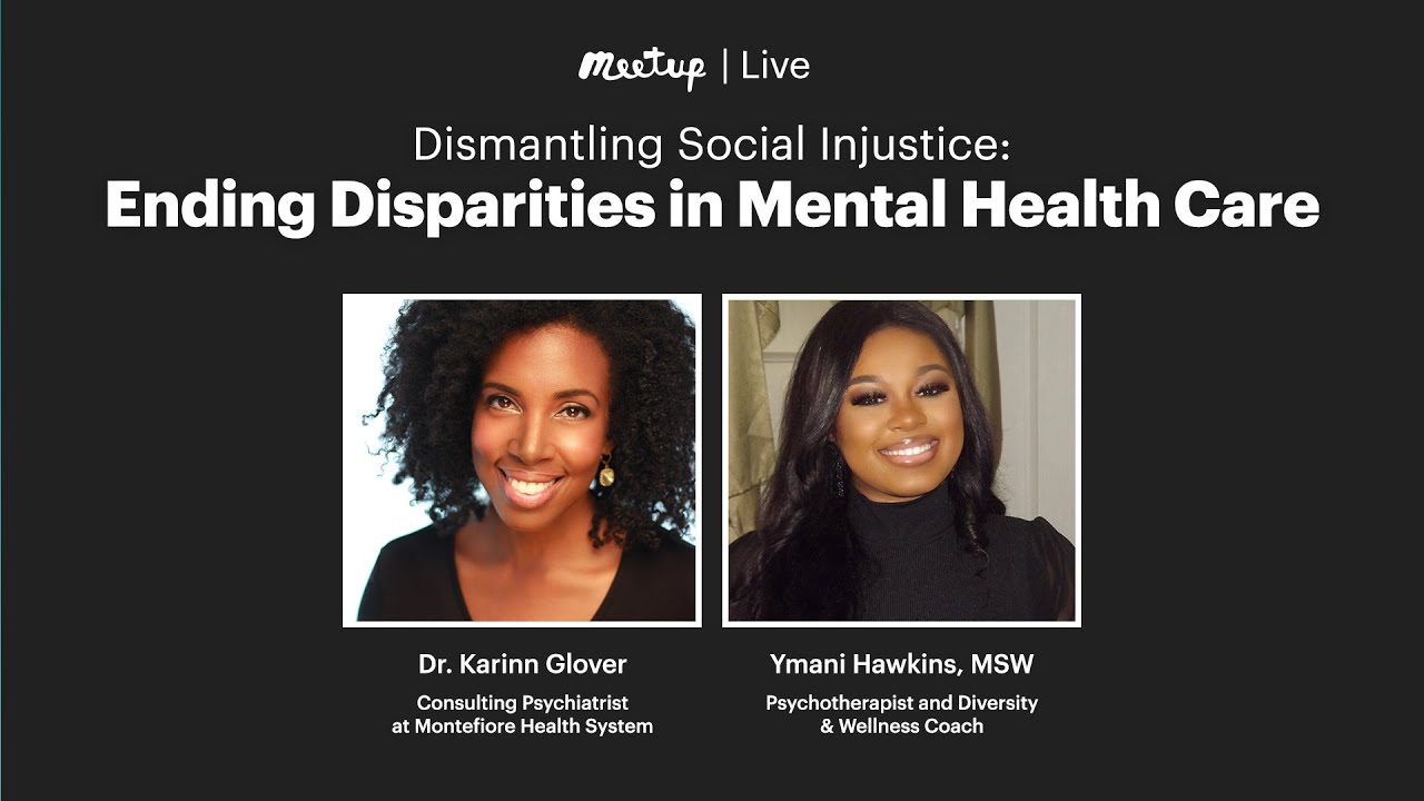 World Mental Health Day: The mental health disparities faced by ...