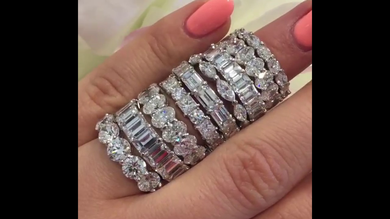 Most Expensive Diamond Eternity Rings