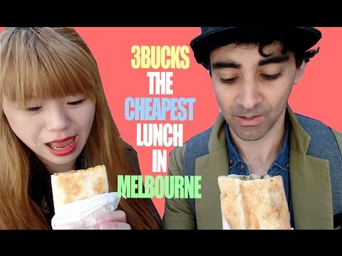 3 Dollars The Cheapest Lunch - Cheap Eats In Melbourne - Borek