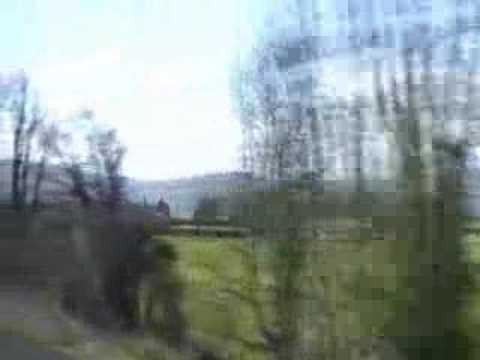 Journey from Bangor to Sydenham (Belfast City Airport)