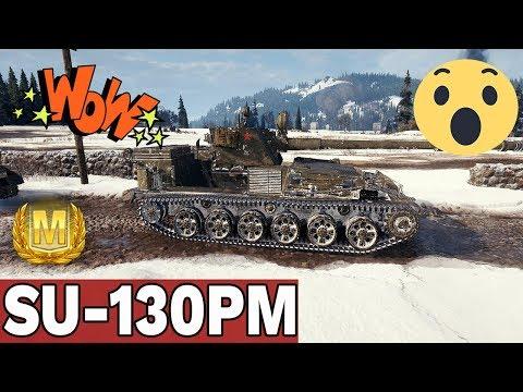 MASAKRUJĄCE DZIAŁO - SU-130PM - World of Tanks thumbnail