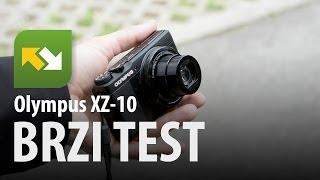 Olympus XZ-10 : brzi test