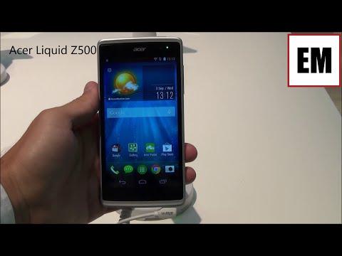 Acer Liquid Z500 anteprima ita da EsperienzaMobile