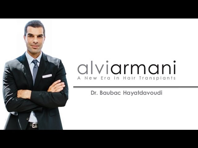 Hair Loss Fight interview with Los Angeles Hair Transplant Surgeon Dr. Baubac Hayatdavoudi – Part 2