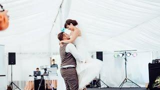 Alena and Oleg Wedding dance.Свадебный танец Новосибирск