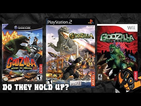 The Pipeworks Godzilla Trilogy | Review