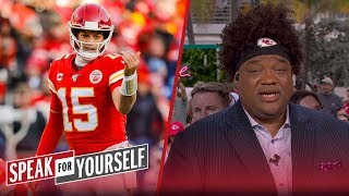 Patrick Mahomes' impact on his teammates is crazy — Whitlock | SPEAK FOR YOURSELF | LIVE FROM MIAMI