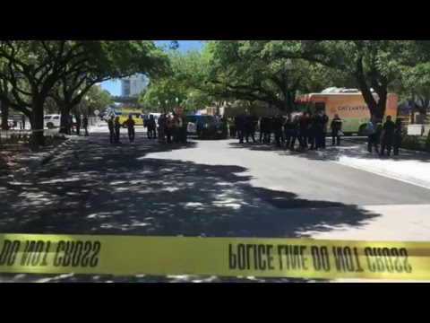 Active Shooter in Dallas