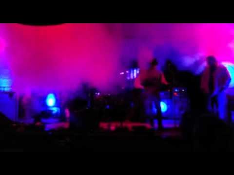 ADJ Fog Fury Jett Covernaut on stage