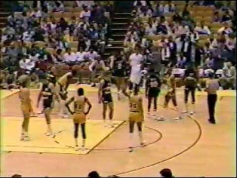 Alex English (40pts/10rebs/6asts) vs. Lakers (1985 Playoffs)