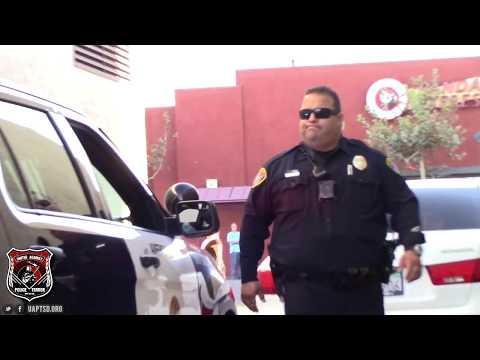 Copwatch | Traffic Stop in the Alley | No Citation