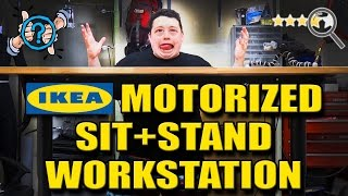Cheap Motorized Sit Stand Desk Review. How Does it Compare?