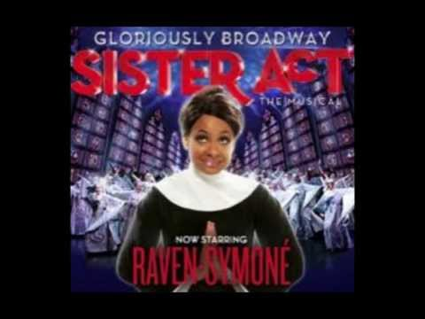 "Raven-Symoné - ""Sister Act"" On Broadway {Review In Description} (2012)"