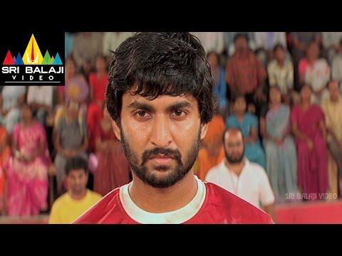 Bheemili Kabaddi Jattu Movie Nani and Team Winning Movment | Sri Balaji Video