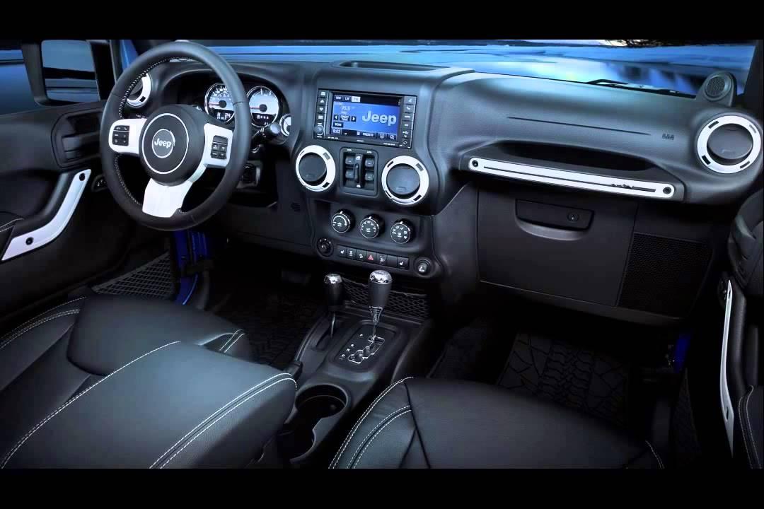 2015 Model Jeep Wrangler Polar Edition Youtube