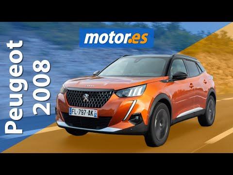 Peugeot 2008 2020 SUV ** Primera prueba ** Review en español