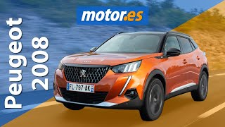 Peugeot 2008 2020 SUV ** Primera prueba