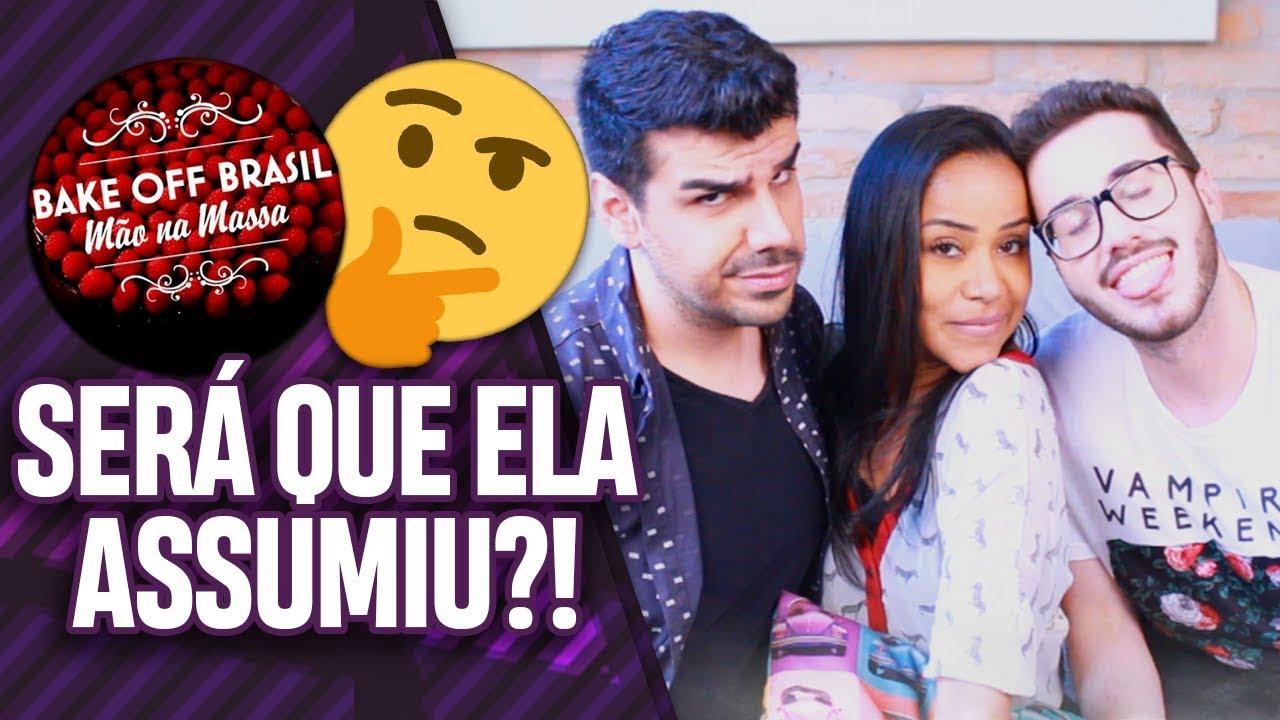 Nubia Realmente Trapaceou No Bake Off Brasil 4 Virou Festa