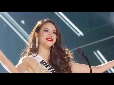 Full Bán Kết Hoa Hậu Hoàn Vũ Thế Giới 2015 -  Miss Universe 2015