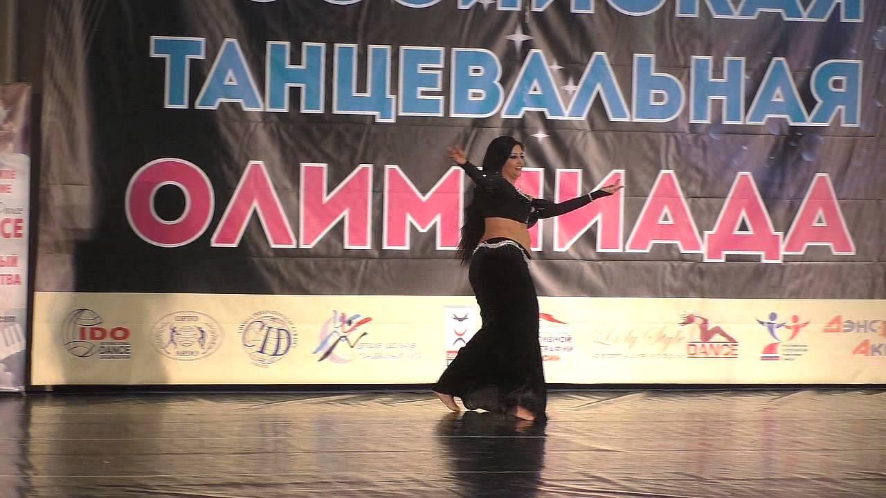 РТО-2015. Рейтинг России. Oriental классика. Профессионалы. Взрослые 2, соло женщины, финал