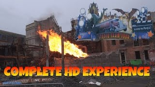 Studio Tram Tour: Behind The Magic On-ride (Complete HD Experience) Walt Disney Studios Paris
