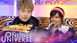Shinwoo and Sue Ramirez talks about their roles on Sunshine Family movie | Showtime Online Universe