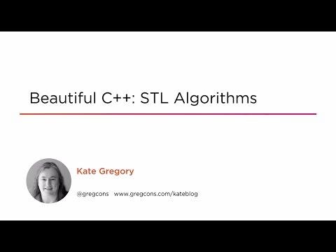 Course Preview: Beautiful C++: STL Algorithms