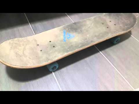 How to clean skateboard griptape