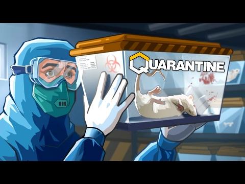 Quarantine - Controlling The Pandemic And Saving Humanity! - Quarantine Gameplay - Sponsored