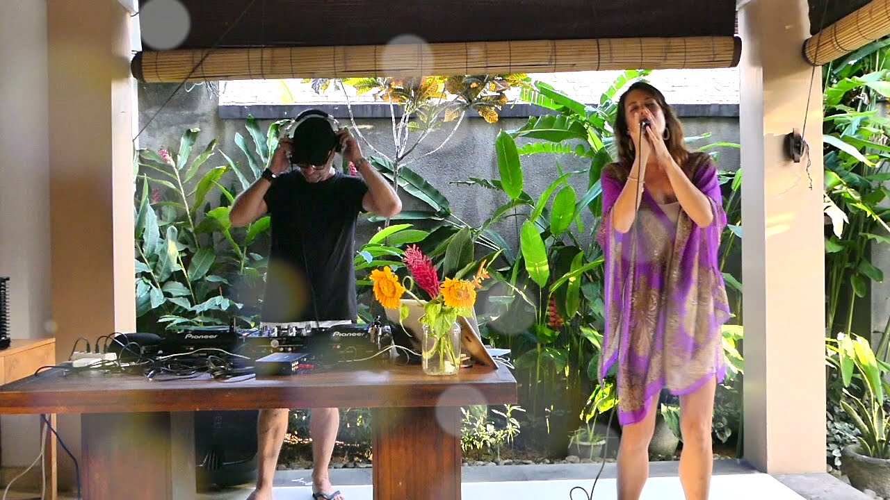 Sundown Lockdown Sessions. Live from Bali with myself, Zoey Jones and Scott Pullen On The Decks