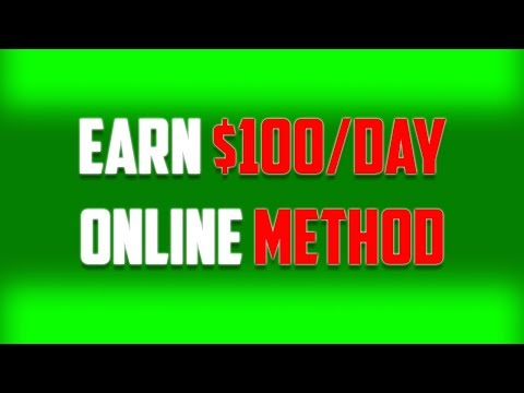 Earn $100 PER DAY In 25 Min With FREE Websites AGAIN & AGAIN! For Beginners 2018