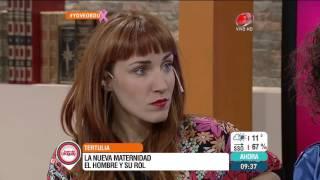 Buen día Uruguay - Tertulia - La nueva maternidad 23 de Octubre de 2015