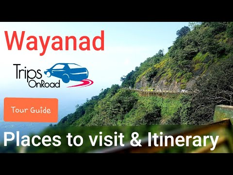 Top 10 Places to Visit in Wayanad - Wayanad itinerary - Tourist Places wayanad