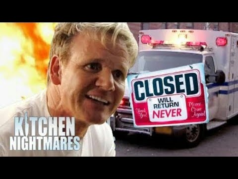 Download Gordon Ramsay's Top 5 SHUTDOWNS!!! (Kitchen Nightmares)