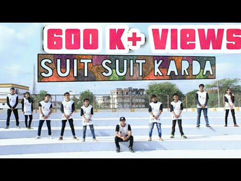 Suit Suit Karda Video song Dance Cover by...